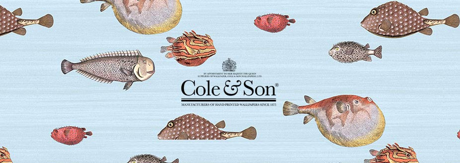 Tapeten Cole & Son