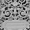 White Cast Iron Lace