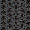 Tapeten: Skulls, col.09