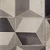 Tapeten: Tiles D, grey