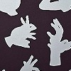 Tapeten: Hand Made Purple