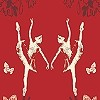Tapeten: Ballet Bower, col.01