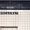 Tapeten: Broadway Junction
