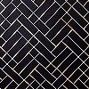 Tapeten: Tapet Cafe Tile, brown