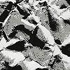Tapeten: Screwed Up, grey