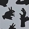 Tapeten: Hand Made Gray