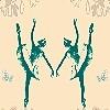 Tapeten: Ballet Bower, col.02