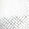 Tapeten: Tapet Cafe Tile, white
