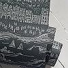 Tapeten: Province, graphite