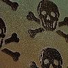 Tapeten: Skulls, col.08