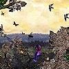 Tapeten: Purpura Vallis
