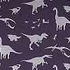 Tapeten: Dya-think-e-saurus Purple