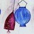 Tapeten: Lantern Party, col.01