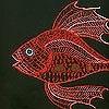 Tapeten: Aquarium, col.01