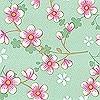 Tapeten: cherry blossom, col.04