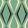 Tapeten: Deco Diamond, Enamel Green