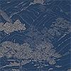 Tapeten: Only blue journey, col. 90