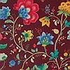Tapeten: Floral Fantasy, col.03