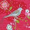 Tapeten: Birds in Paradise, col.11
