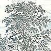 Tapeten: Highland Trees