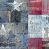 Tapeten: flags, col.01
