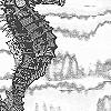 Tapeten: Seahorse, col.01