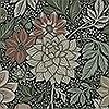 Tapeten: Dahlia Garden, col. 6