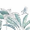 Tapeten: peace of garden 03