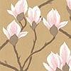 Tapeten: Magnolia, col. 08