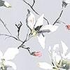 Tapeten: Gardenia, col.04