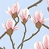 Tapeten: Magnolia, col. 11