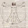 Tapeten: Da Vinci