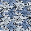Tapeten: Two Birds, col. 3