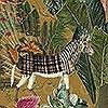 Tapeten: Menagerie of Extinct Animals, col. 4