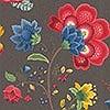 Tapeten: Floral Fantasy, col.08