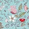 Tapeten: Spring to Life, col.02