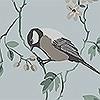 Tapeten: Falsterbo Birds, col. 1