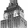 Tapeten: Empire State Building