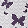 Tapeten: Butterflies, col. 504