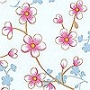 Tapeten: cherry blossom, col.20