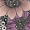 Tapeten: Anemones col.01