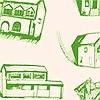 Tapeten: HOUSES, col. 03