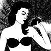 Tapeten: Burlesque