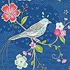 Tapeten: Birds in Paradise, col.05