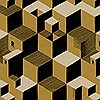 Tapeten: Cube, col. 3