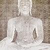 Tapeten: Chanting Buddha