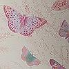 Tapeten: Butterflies, col.03