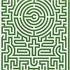 Tapeten: Labyrinth
