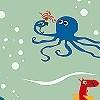 Tapeten: Unterwasserwelt Motiv, col. 02