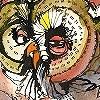 Tapeten: Stoned Owl